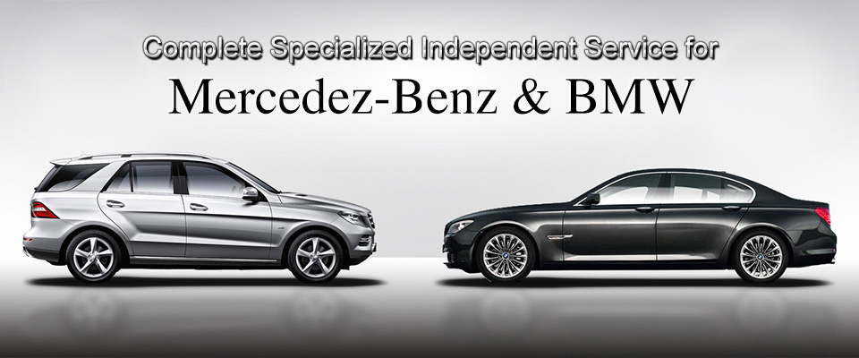 Quality Imports Service : Your Independent Mercedes-Benz Connection